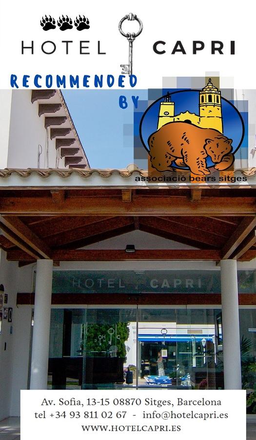H Hotel Capri en Bears Sitges