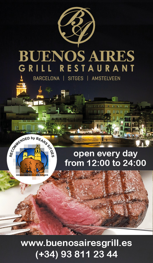 Buenos Aires Grill en Bears Sitges