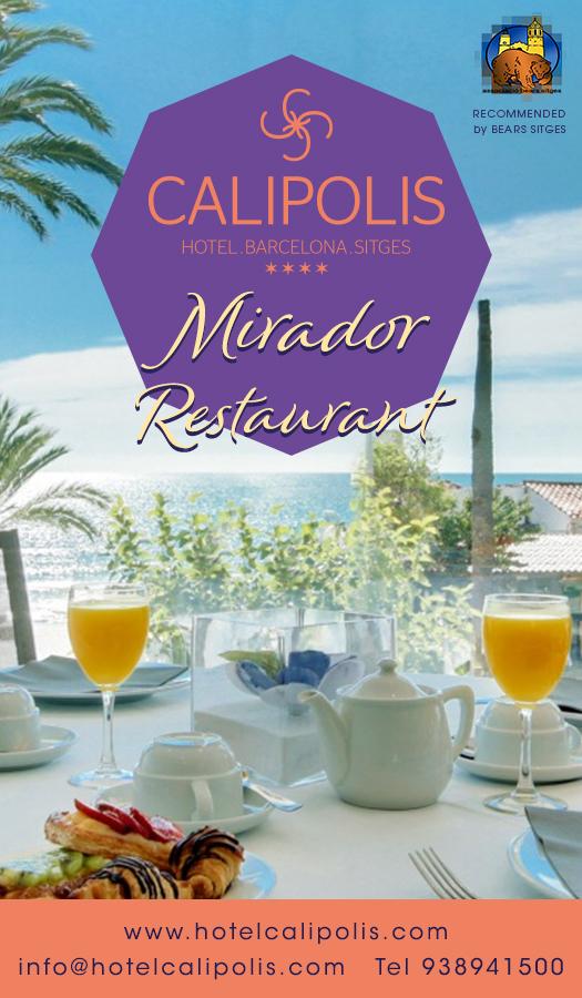 Restaurante Mirador by Calipolis en Bears Sitges