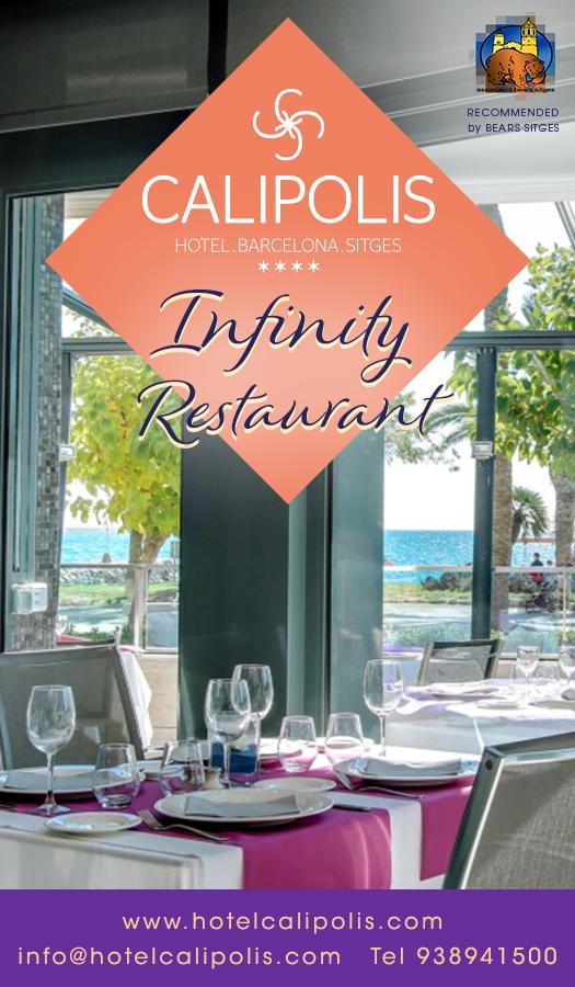 Restaurante Infinity by Calipolis en Bears SItges